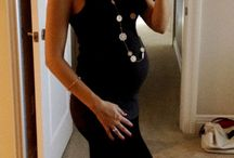 Pregnancy summer outfit / Summer