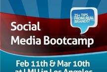 Social Media Success / Social Media images and infographics