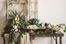 wedding decor inspo