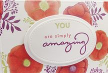 Amazing You and Celebrate You Stampin Up