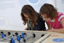 Mainau Discoveries 2011/02 > Interactive exhibits about diabetes / The Discovery of the Islets of Langerhans - An interactive exhibition with 5 #interactive_exhibits about the prevention of diabetes and the research of Boehringer Ingelheim