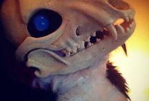 Cosplay Demon Wolf