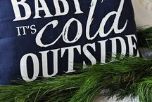 Baby its cold outside / by Katriona Mortimore