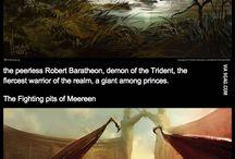 Le cose cambiano, autori e maghi non sono sempre affidabili, nessuno può spiegare un drago.