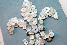 button crafts / by Kristi Dover