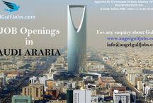Latest Job Openings In Saudi Arabia / Find the job you want! All latest vacancies in Saudi Arabia listed on angelgulfjobs.com