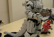 Cool Lego Robots