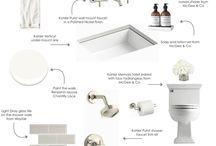 Fixtures, Faucets, Lighting