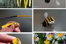 Quilling Insects