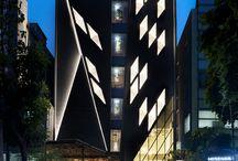 exterior design ideas, hotel