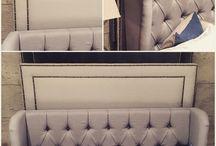 Furniture - Möbler / Custom made furniture! Choose your own colors (more than 1000 different colors!) and fabrics to make your furnitures your own. Skräddarsy dina egna möbler hos oss på Benington. Här kan du välja bland över 1000 olika tyger för att skapa en personlig möbel efter ditt tycke!
