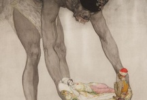 Willy Pogany / art of Willy Pogany, a great illustrator from the early 20th century.
