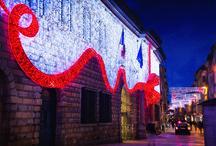 Rouge Tradi / La collection rouge traditionnelle rassemble chacune de ces installations à cette fidèle passion pour le partage lors des fêtes de fin d'année. Blachere illumination rend honneur aux traditions.  by Blachere Illumination France  http://www.blachere-illumination.com/