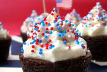 4th of July / recipes for 4th of July party/cookout/BBQ / by Plain Chicken