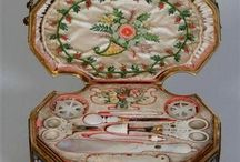 vintage sewing kit