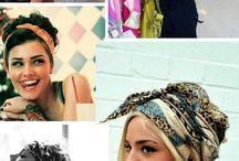 Pañuelos de cabeza