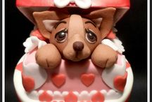 Cake sweet puppies / Cake sweet puppies ideas