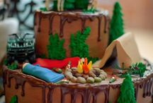 camping bday parties