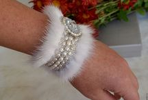 bijoux plumes, fourrure