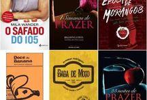 Títulos de livros