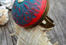 polyclay jewellery