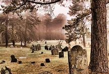 Graveyards / by Monica Reed