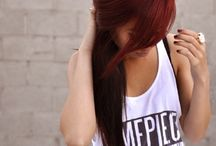 Hair and hair color