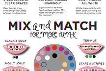 Colores para Brackets