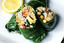 Sandwiches, Wraps & More / Recipes and inspiration for vegan wraps, sandwiches