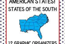 USA Etelä