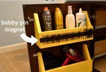 Organisering og rydding