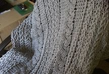 Tejido Crochet Tunecino