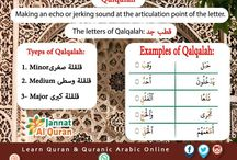 Learn #Quran #Tajweed and #Arabic