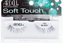 "Ardell Soft Touch Natural Lash Collection / ""You're such a natural... with lashes so light.""  Ardell Soft Touch Lashes has tapered lash tips for the most natural look. These falsies have soft Flex-fit lashband for an ultra light weight feel!  Check out collection at http://bit.ly/ardellsofttouch"
