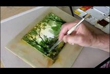 Watercolour Videos / Videos about painting in watercolour (watercolor)