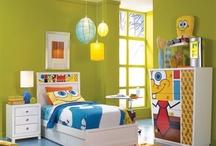 Finn bedroom