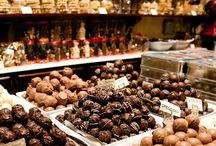 Chocolates & Boutique Shops