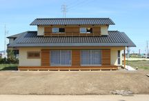 igawa-arch/A house living with the seasons