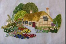 casa bordada