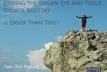 Aren't you glad? / Demonstrating that registering as a donor is much easier than other heroic feats -- and everyday tasks.