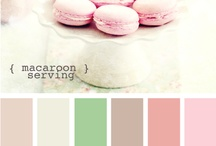 color - codes/combinations/palettes... / by Lili Powell