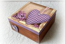 Decoupage Ideas