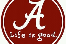 Roll Tide Roll / by Jennifer Michaelis
