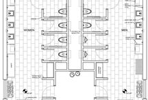 Toilet plan details