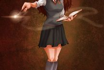 kostým Hermiona