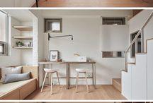 ARCHITECTURE & INTERIOR | SMALL SPACES_