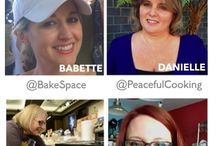 Cookbook Club / Join us every Tuesday for a new live chat and community cookbook!  / by BakeSpace