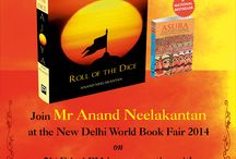 World Book Fair 2014 / New Delhi World Book Fair (NDWBF) held for the past 41 years, is now a major calendar event in the publishing world. NDWBF 2014 is scheduled from 15 to 23 February 2014 at the centrally located Pragati Maidan, New Delhi.