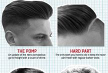 Men haircut