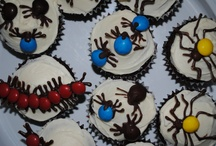 Insect desserts